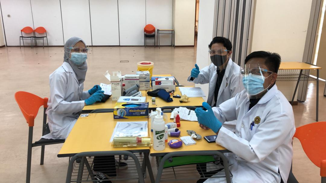 Remedial Sessions for Practical components of Hospital Pharmacy Practice PHM 3132 Course
