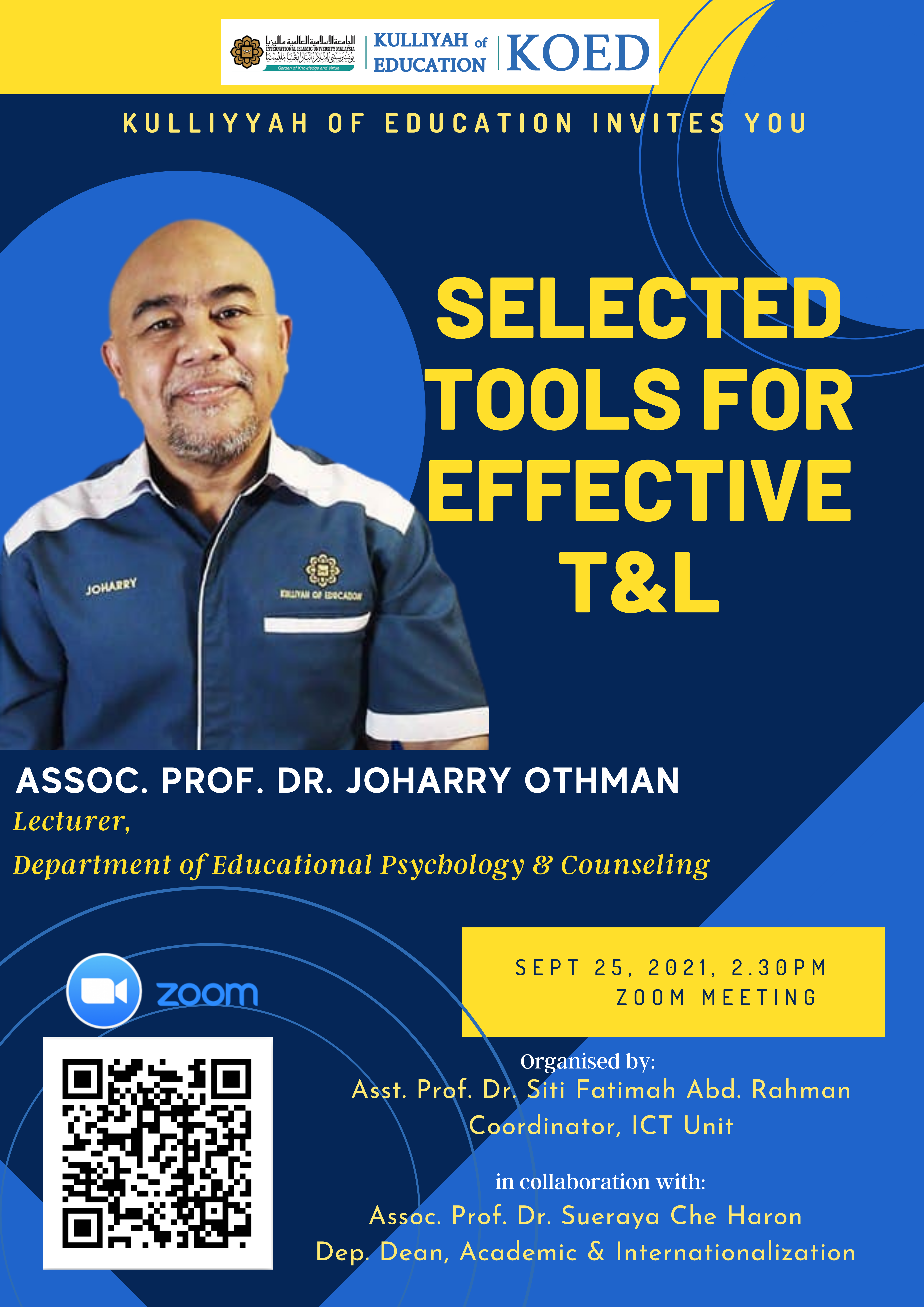 Selected Tools for Effective T&L