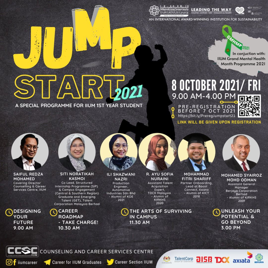 Jump Start 2021