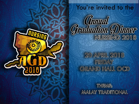 Annual Graduation Dinner Nursing 2018