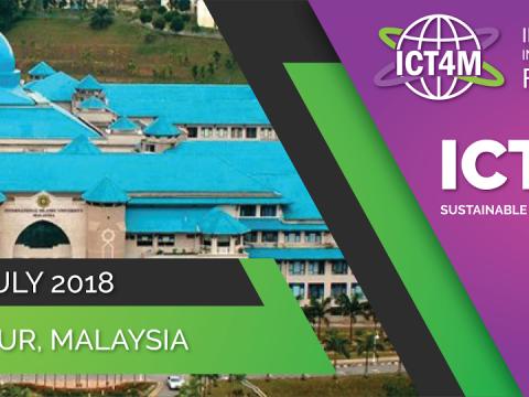 ICT4M 2018