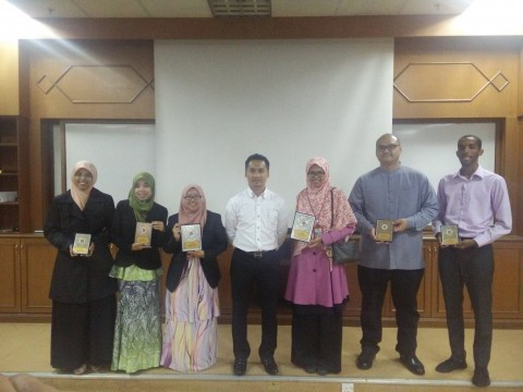 CONGRATULATION TO THE WINNERS OF THREE-MINUTE (3MT) THESIS COMPETITION AT UNIVERSITY LEVEL 2018