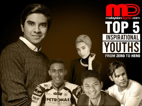 Five Youths That Are Inspiring Malaysians