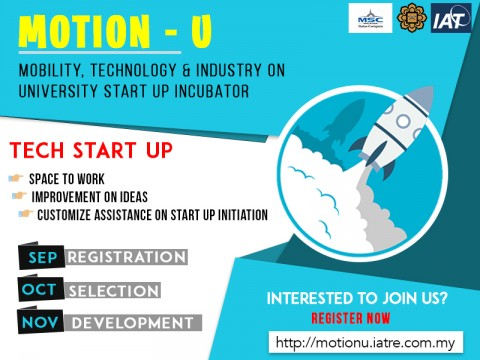 MOTION-U Tech Start-Up