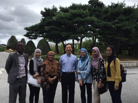 Exchange Program to Sun Moon University