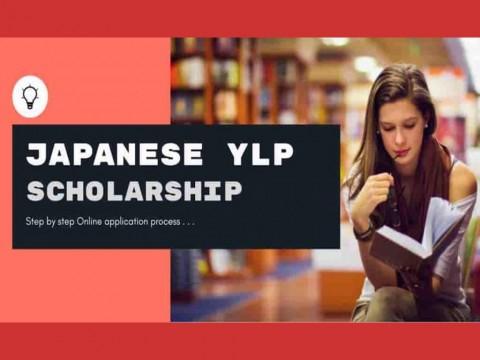 Japanese Govt YLP Scholarship open for application