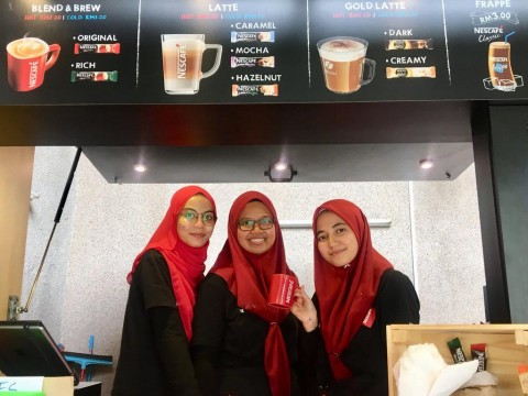 IIUM Wins Nescafe Youth Entrepreneurship Programme Awards 2018