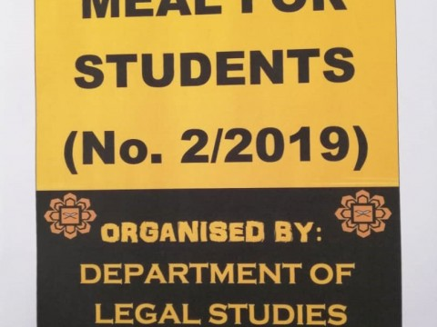 Suspended Meal For Students No 2/2019