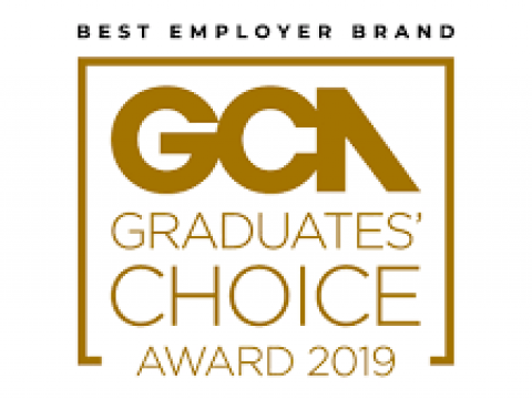 THE GRADUATES' CHOICE AWARD 2019 (GCA)