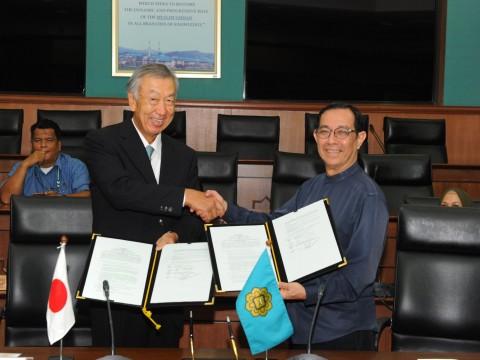 IIUM receives Japan Cultural Grassroot Grant