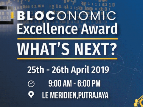 Congratulation to PG KICT students for being sponsored by Bloconomic 2019