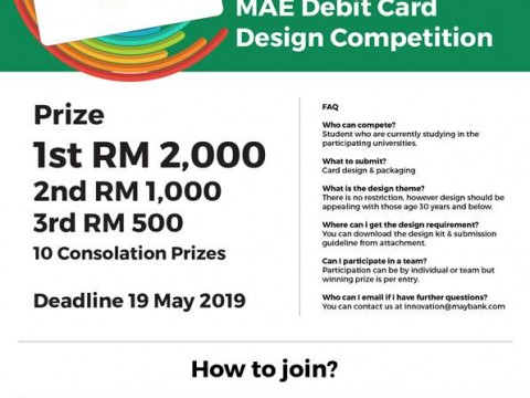 Designing MAE Debit Card Challenge