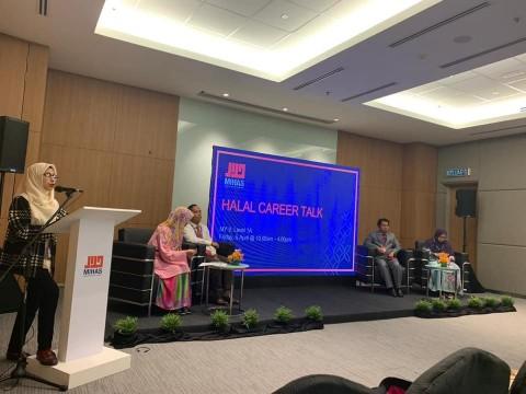 Malaysia International Halal Showcase at MITEC, Kuala Lumpur