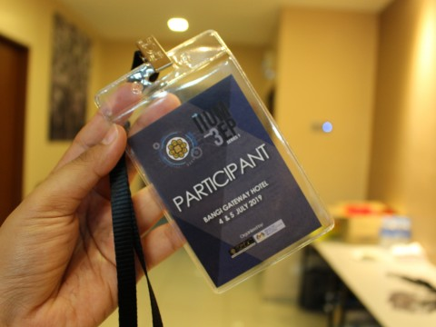 IIUM ENTREPRENEURIAL EDUCATOR ENHANCEMENT PROGRAM (IIUM3EP) 2019