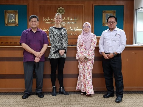 UNSW Sydney to establish partnership with AIKOL through mobility programmes