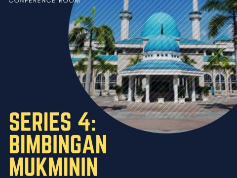 INVITATION TO ATTEND ODRSDCE TALK NO. 4/2019 - BIMBINGAN MUKMININ IMAM AL-GHAZALI BY ASST. PROF. DR. ABDUL LATIF ABDUL RAZAK