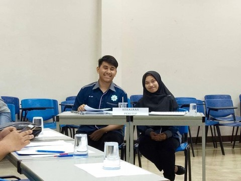 CONGRATULATORY WISHES TO IIUM PAGOH MALAY DEBATE TEAM IN 2019 GRAND TVET DEBATE CHAMPIONSHIP