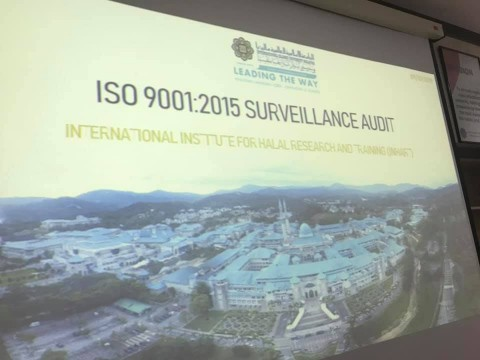 ISO 9001:2015 Surveillance Audit