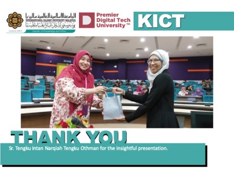 Thank You Sr. Tengku Intan Narqiah
