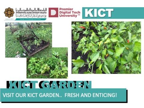 KICT garden 2019