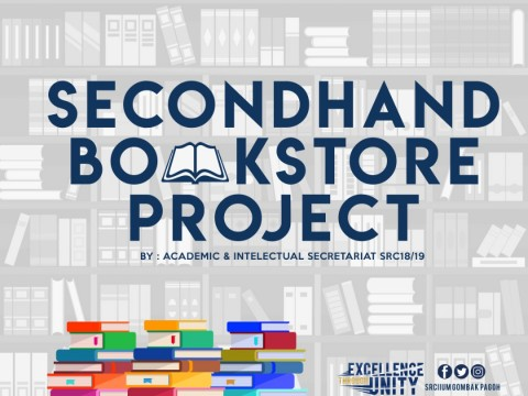 IIUM SECONDHAND BOOKSTORE