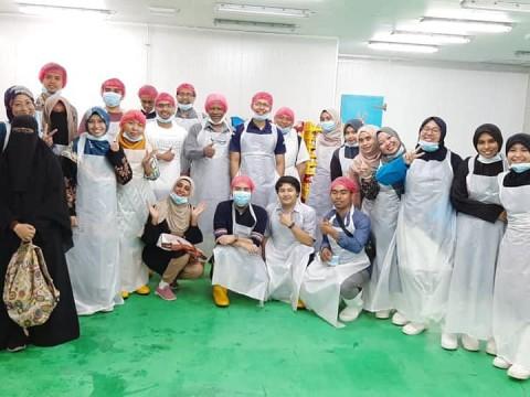 Visit to Ayam Dr Zainol