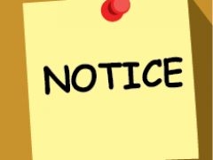 NOTICE ON RESIT & SPECIAL EXAM TIMETABLE CFS FOR SEMESTER 2, 2018/2019