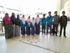 Visit by Delegation from SMA Al-Quran Sains Wahid Hasyim, Yogyakarta, Indonesia