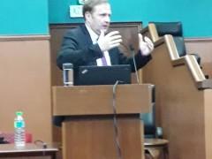 Talk on Leadership by Amer Bukvić CEO of Bosna Bank International