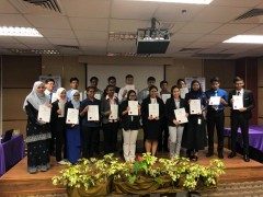 Materials Lecture Competition 2019 – Semi-Final (National Level)