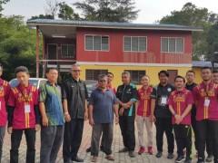 CSR At Kampung Orang Asli Bukit Bangkong, Sg. Lembing, Kuantan Pahang