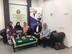 A Friendly visit by IIIT Representatives of Malaysia and Indonesia