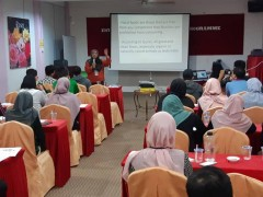 ​A Short Talk on Halal Entrepreneurship to IIUM Students