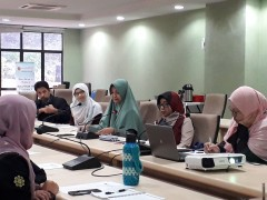 Delegation Visit from Faculty of Pharmacy, Universitas of Air Langga, Surabaya, Indonesia
