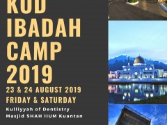 Minimal Operating Strength for KOD during KOD Ibadah Camp 2019