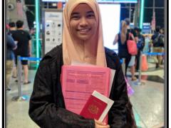IIUM Pagoh: Student Exchange Program to Kansai University, Japan