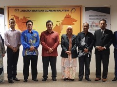 The Legal Aid Department (JBG) will assist AIKOL's Legal Aid Services