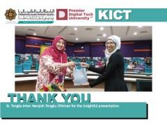 Thank You Sr. Tengku Intan Narqiah
