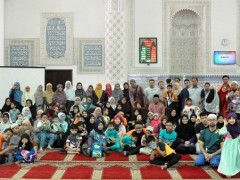 Al-Quran programme for special needs children