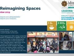 CSR: Reimagining Spaces
