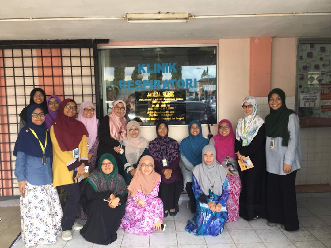 Field Trip to Quit Smoking Clinic, HTAA