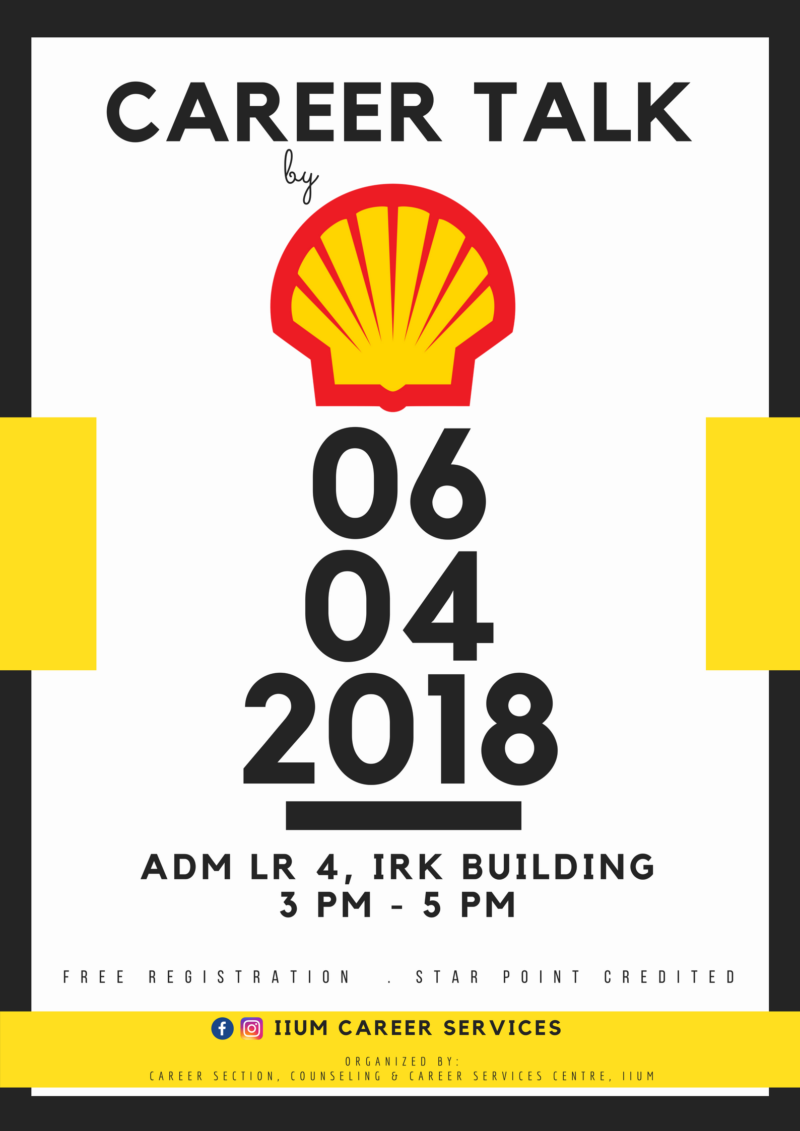 CAREER TALK BY SHELL