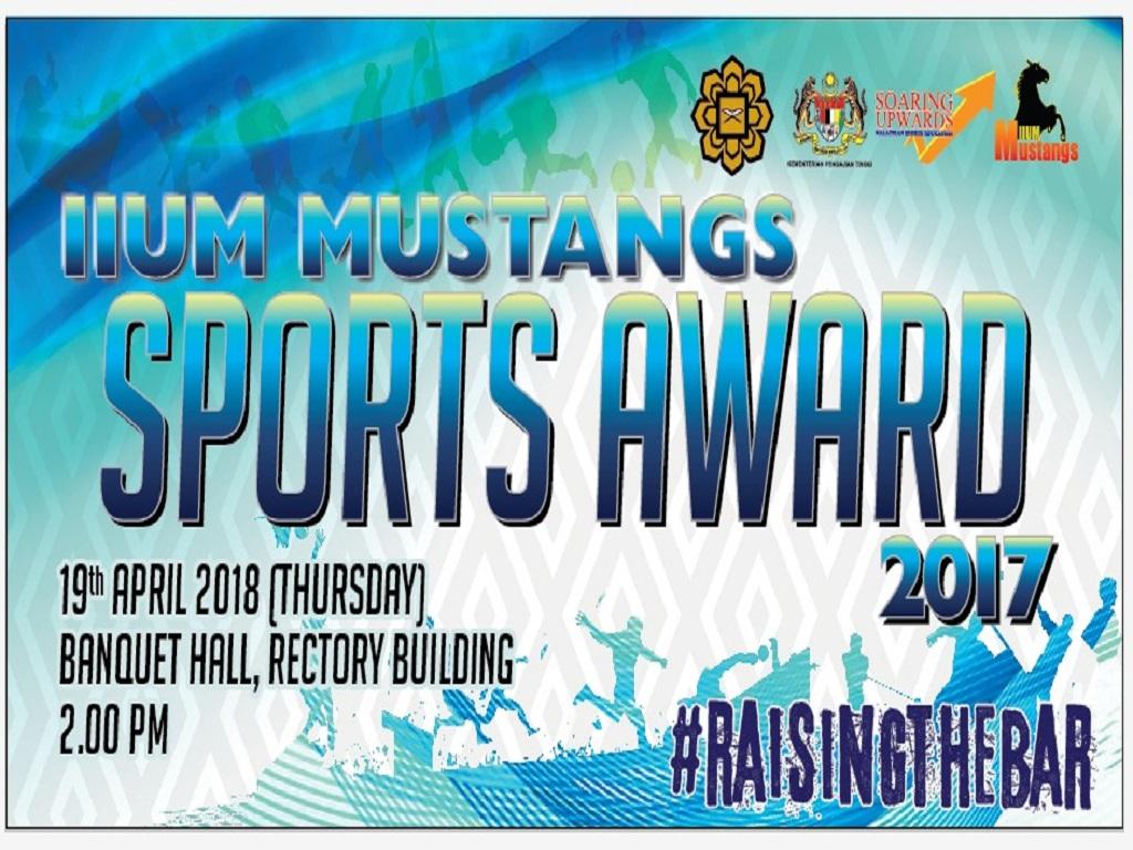 IIUM Mustang Sports Award