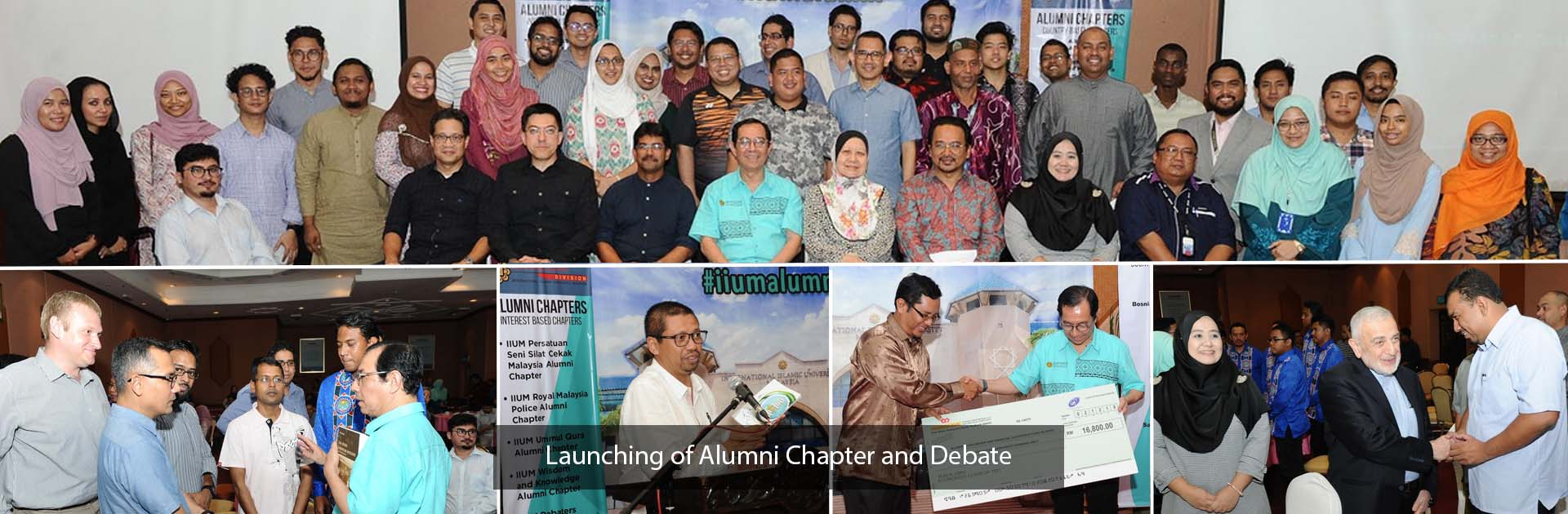 alumni launching