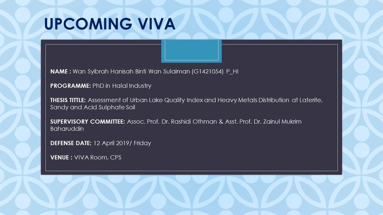 VIVA - Wan Syibrah Hanisah Binti Wan Sulaiman (G1421054) P_HI