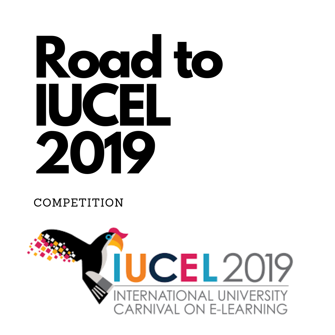 Road to IUCEL 2019 Competition
