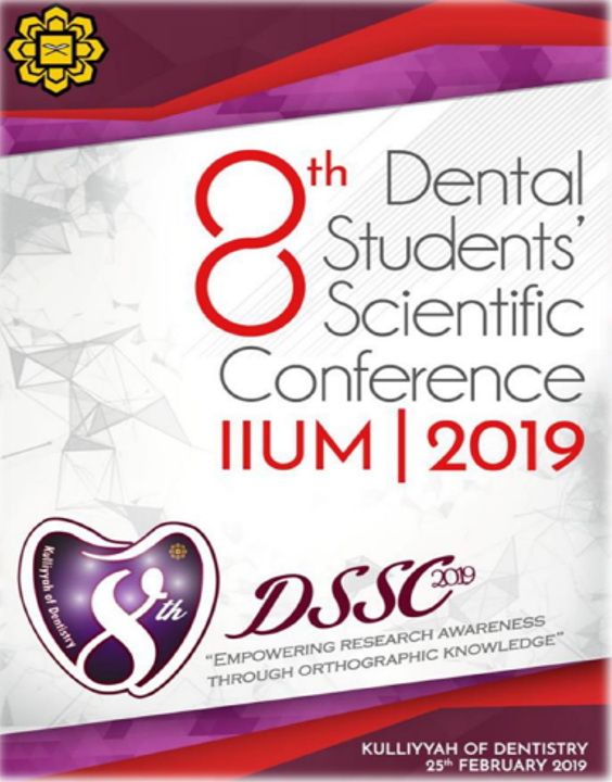 8th Dental Student's Scientific Conference