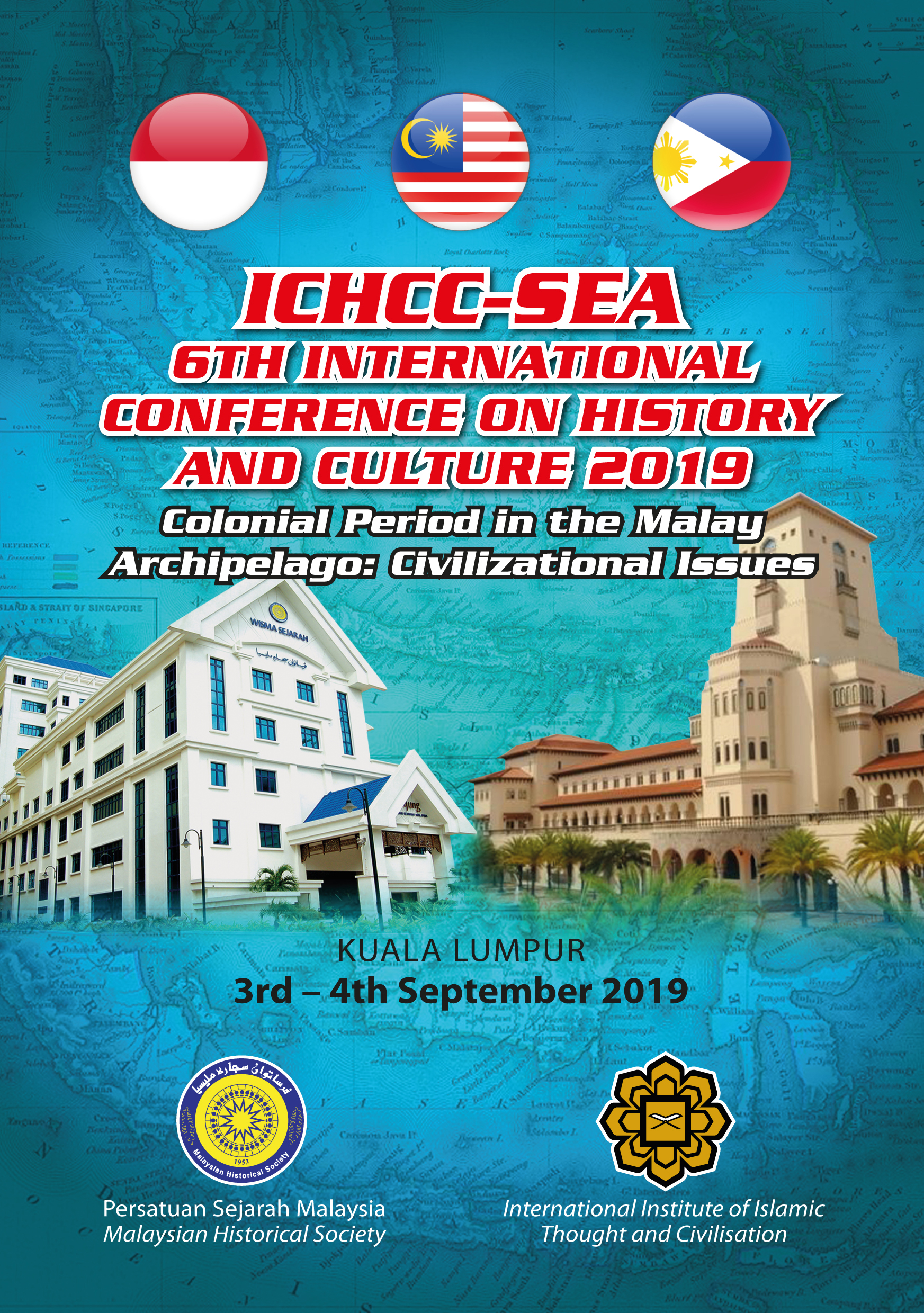 6TH INTERNATIONAL CONFERENCE ON HISTORY AND CULTURE