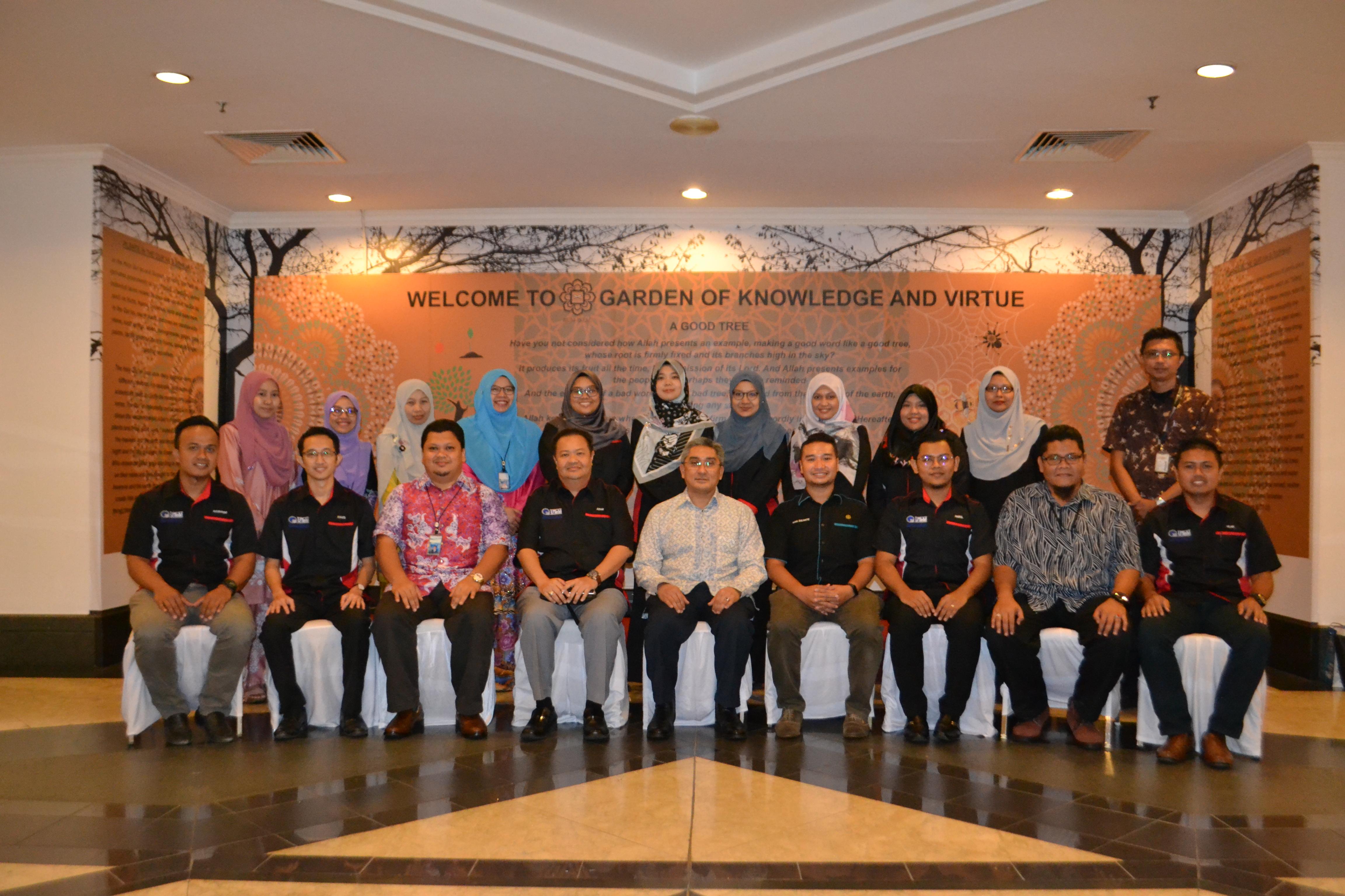 BENCHMARKING VISIT FROM UNIVERSITI TEKNIKAL MALAYSIA MELAKA (UTEM)