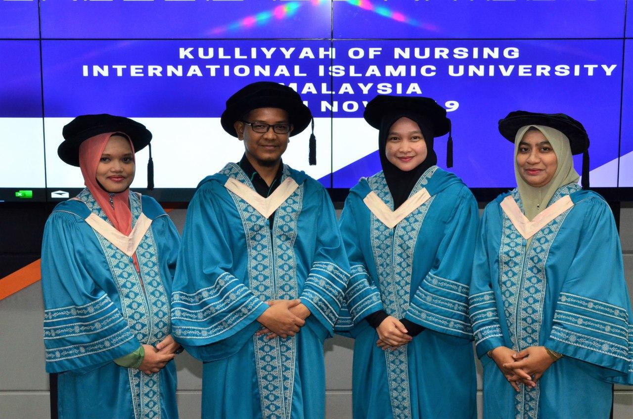 Kulliyyah of Nursing Takreem Al-Khirrijeen 2019
